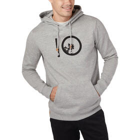 tentree Ten Hoodie Men hi-rise grey heather